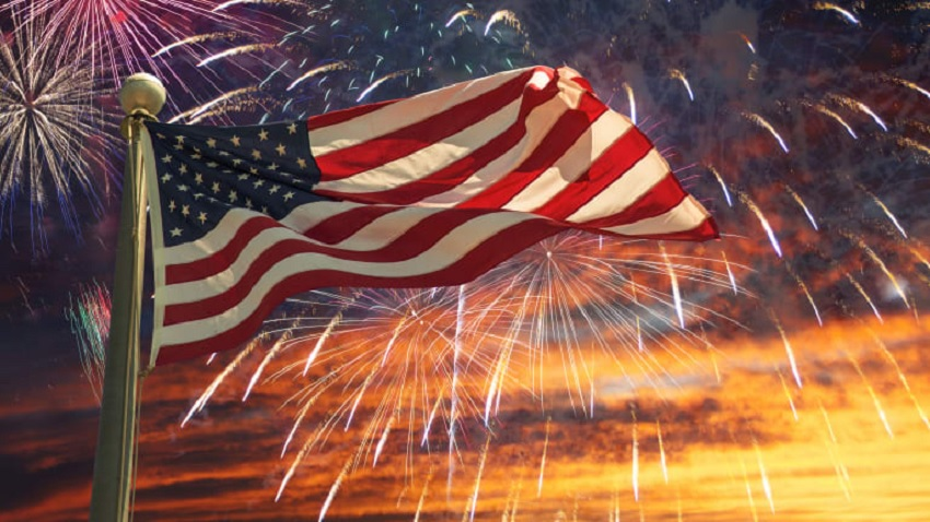 America! Never Giving Up! July 4th Weekend! Music Too!