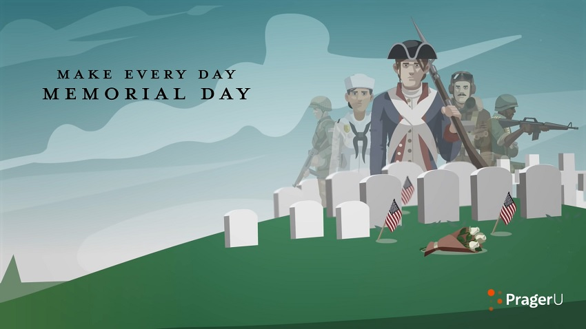 An Early Memorial Day Tribute. Times and People to Remember.