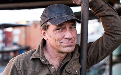"""The Way I Heard It"" by Mike Rowe ""His Brother's Keeper""."