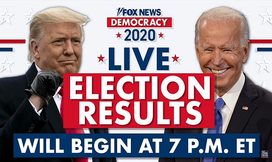 This Is It! Election Night 2020 Trump vs Biden! Live Coverage!