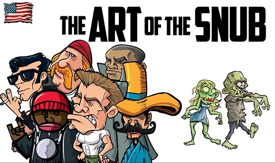 Bill Whittle and The Art of the Snub.